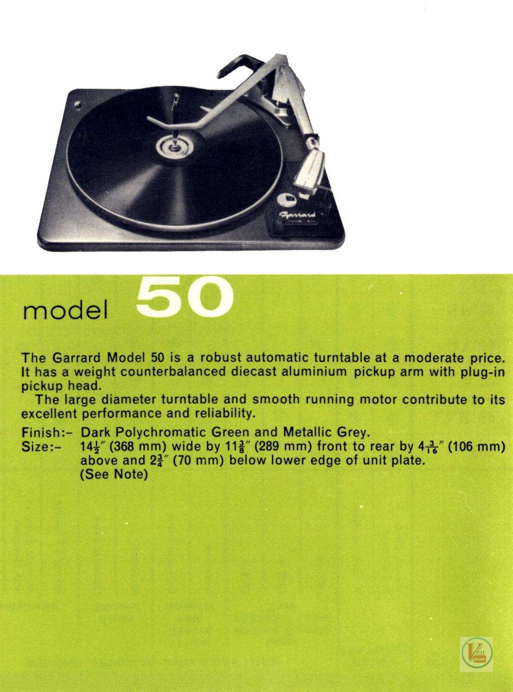 Garrard-401 Turntable 55
