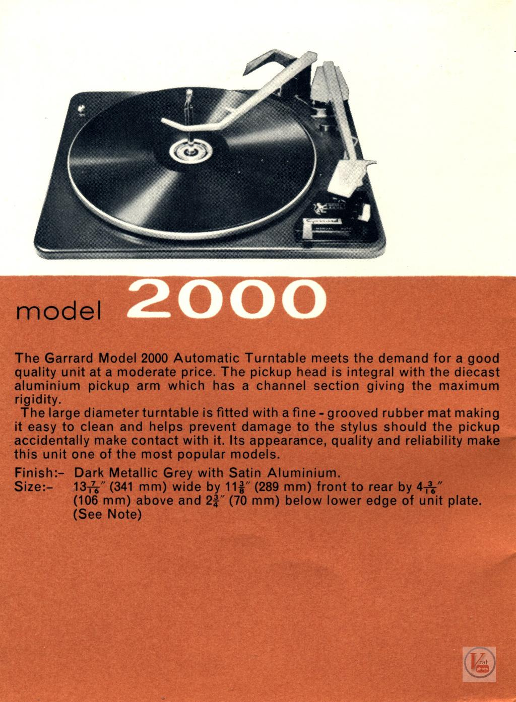 Garrard-401 Turntable 58