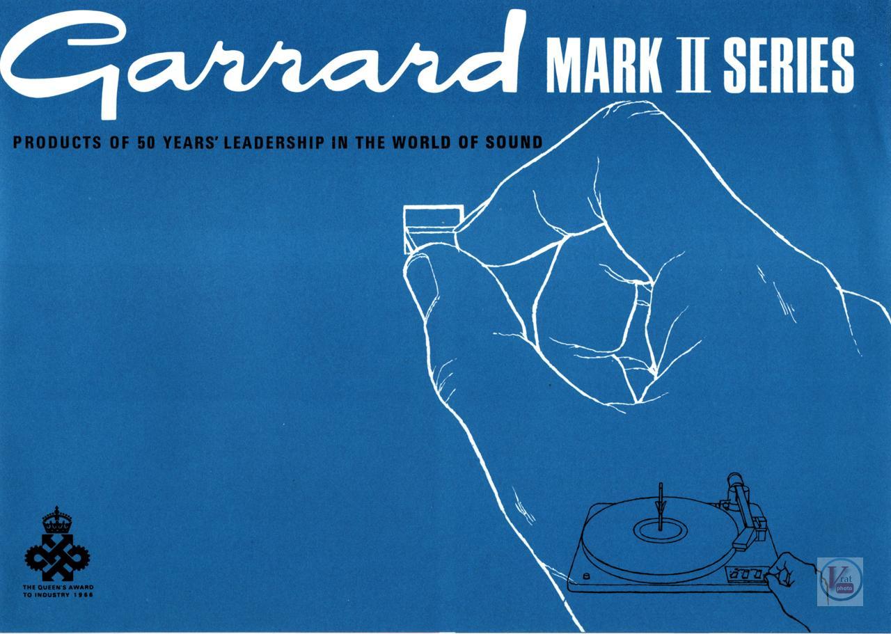 Garrard-301 Turntable 19