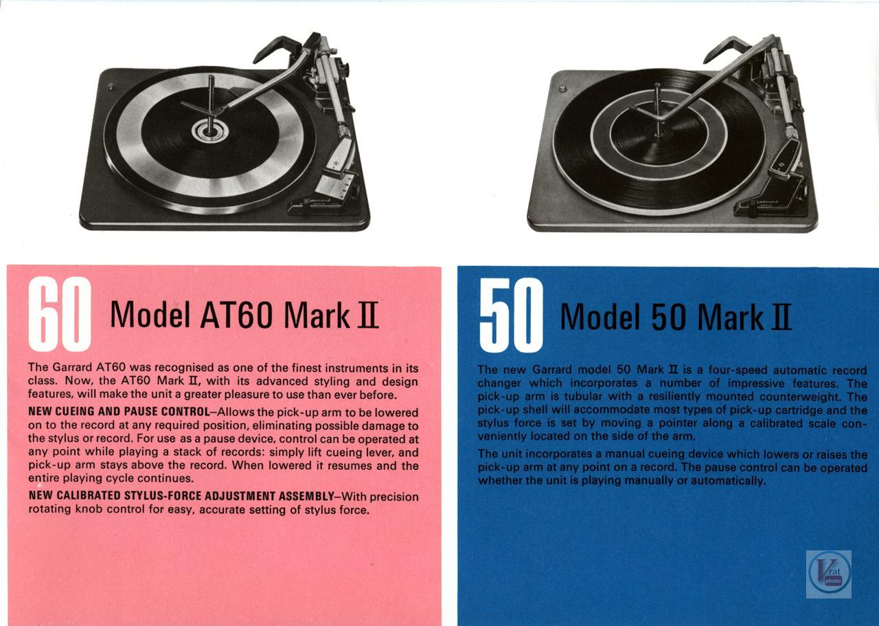 Garrard-301 Turntable 21