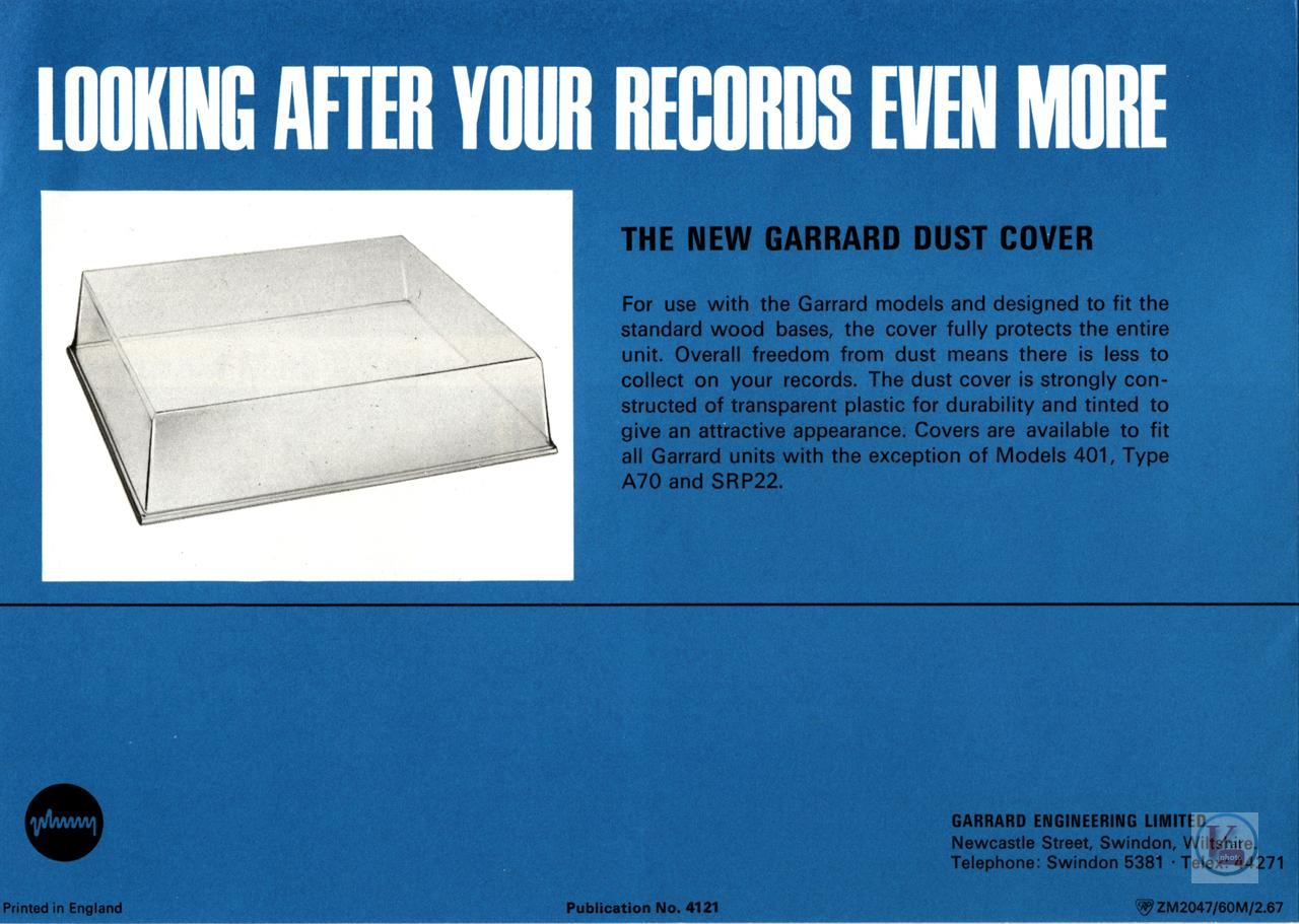 Garrard-301 Turntable 16
