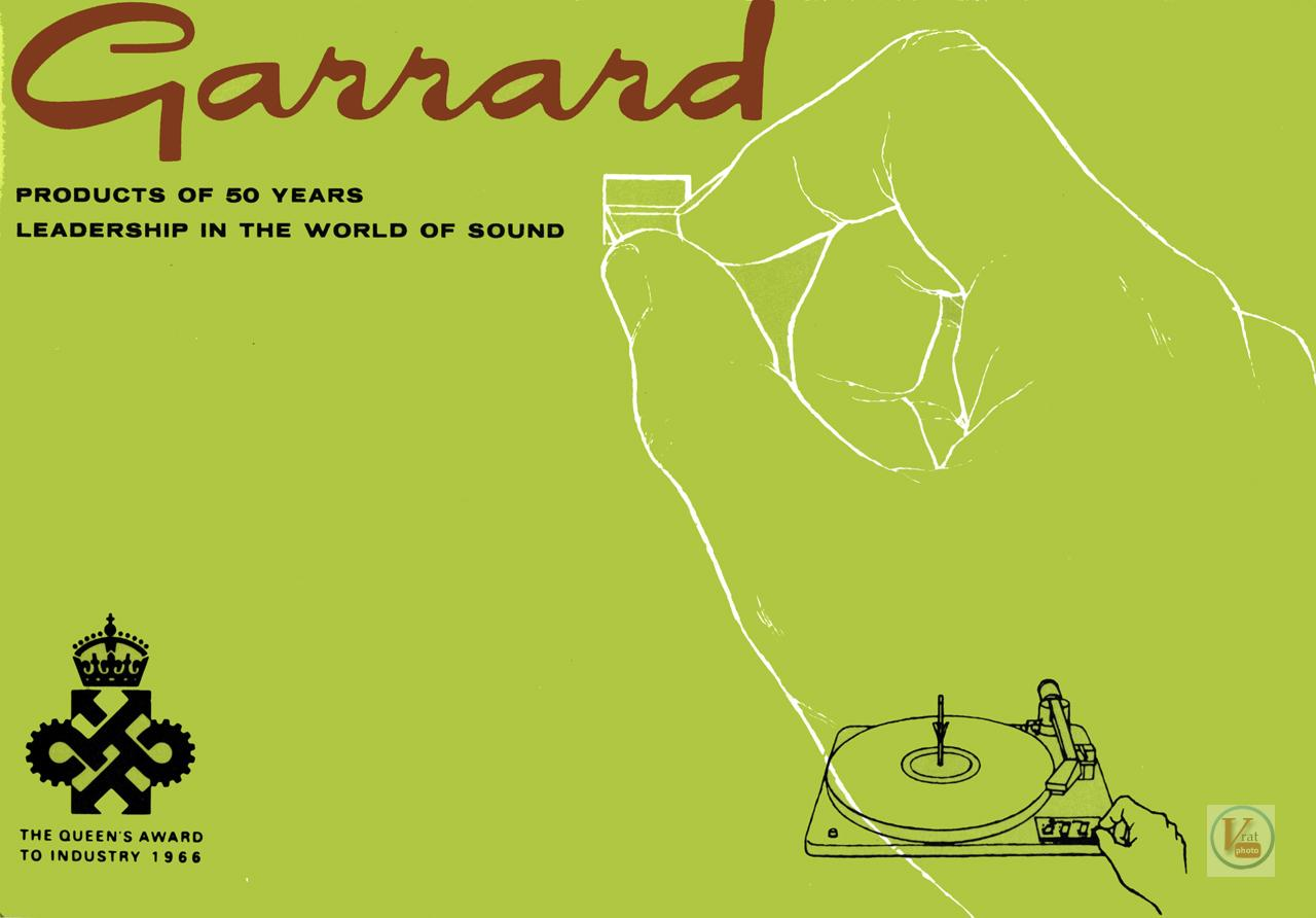 Garrard-401 Turntable 49