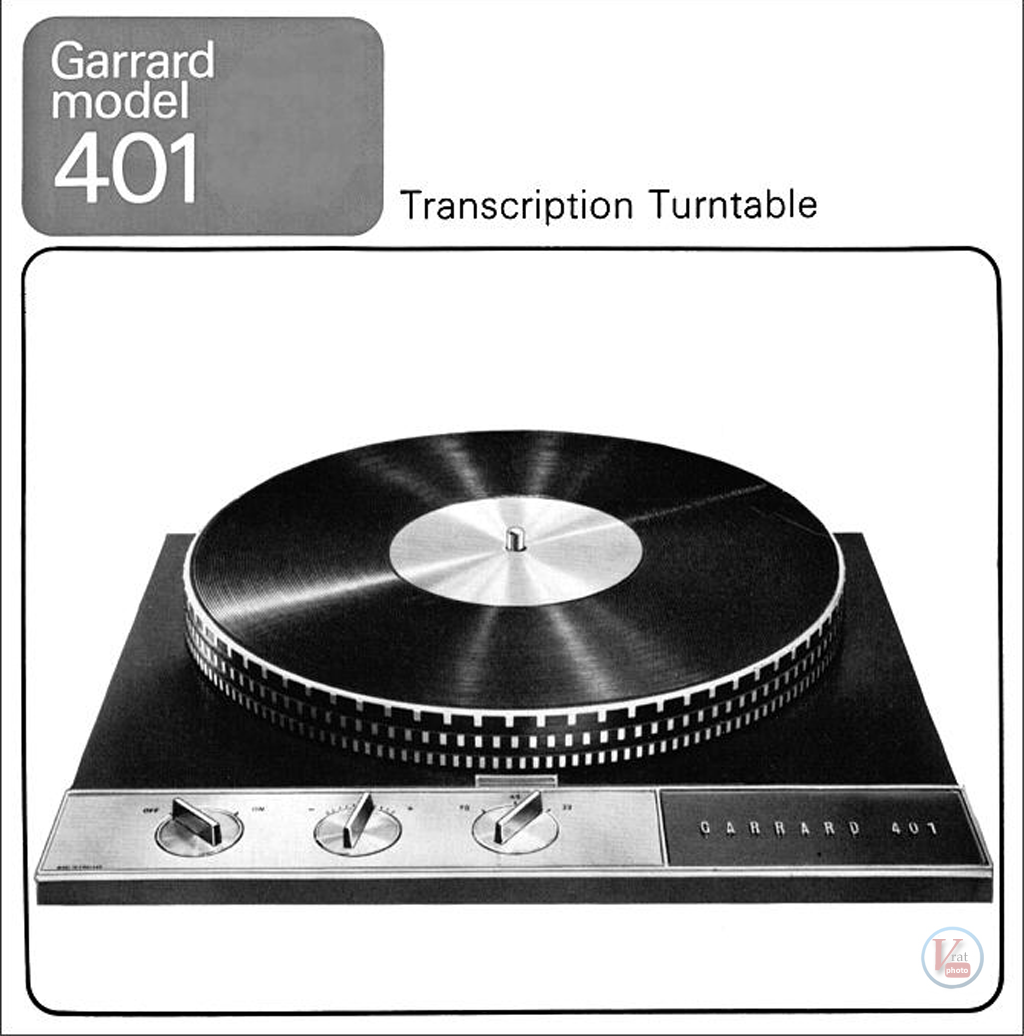 Garrard-401 Turntable 61