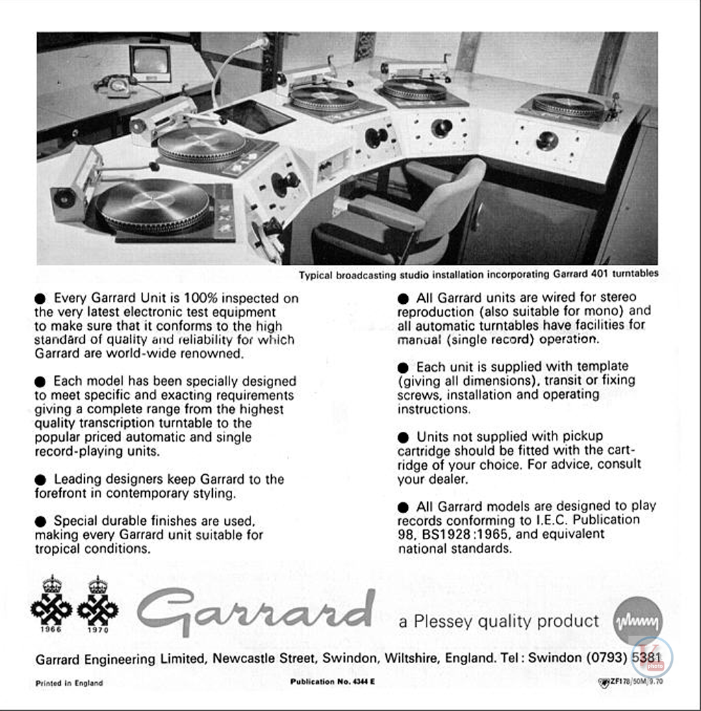 Garrard-401 Turntable 64