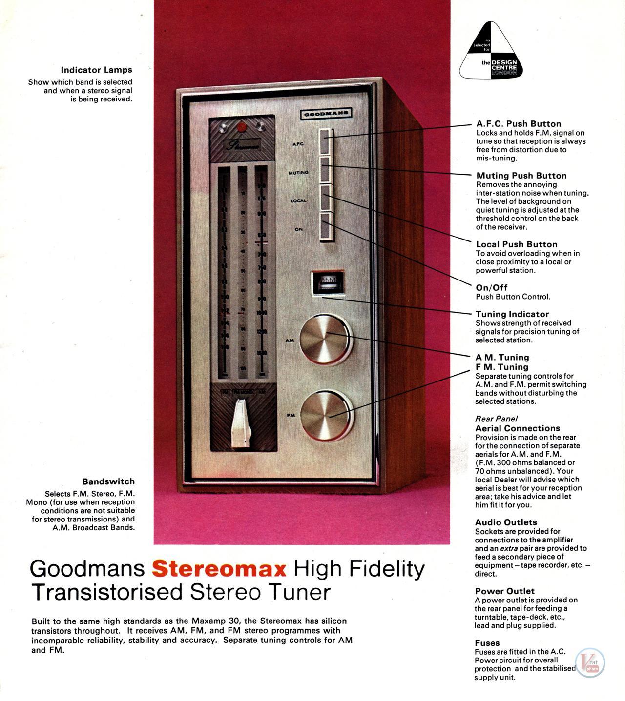 Goodmans StereoMax 11