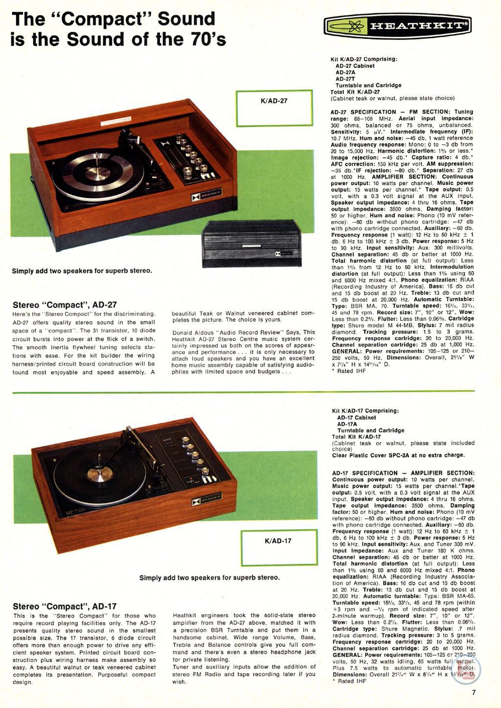 Heathkit Record Player 2