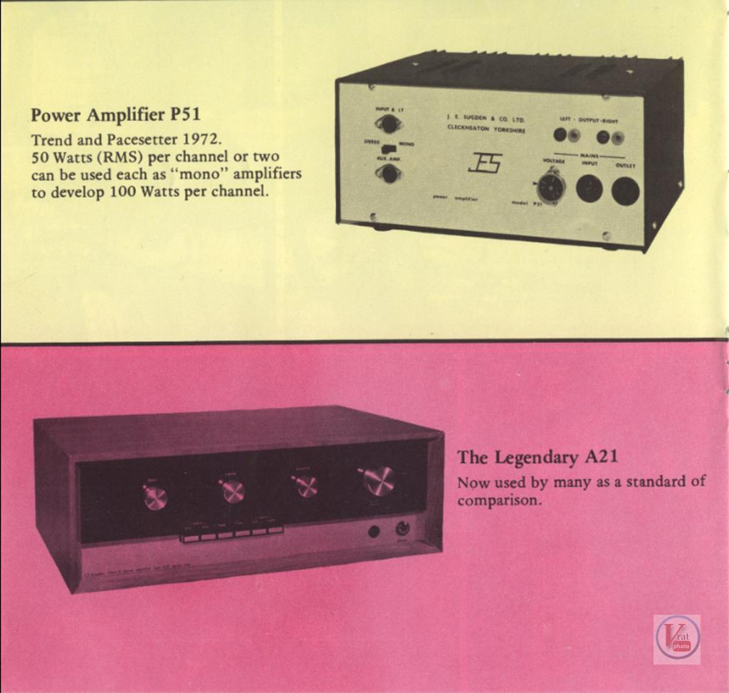 J.E.Sugden  Amplifiers 59