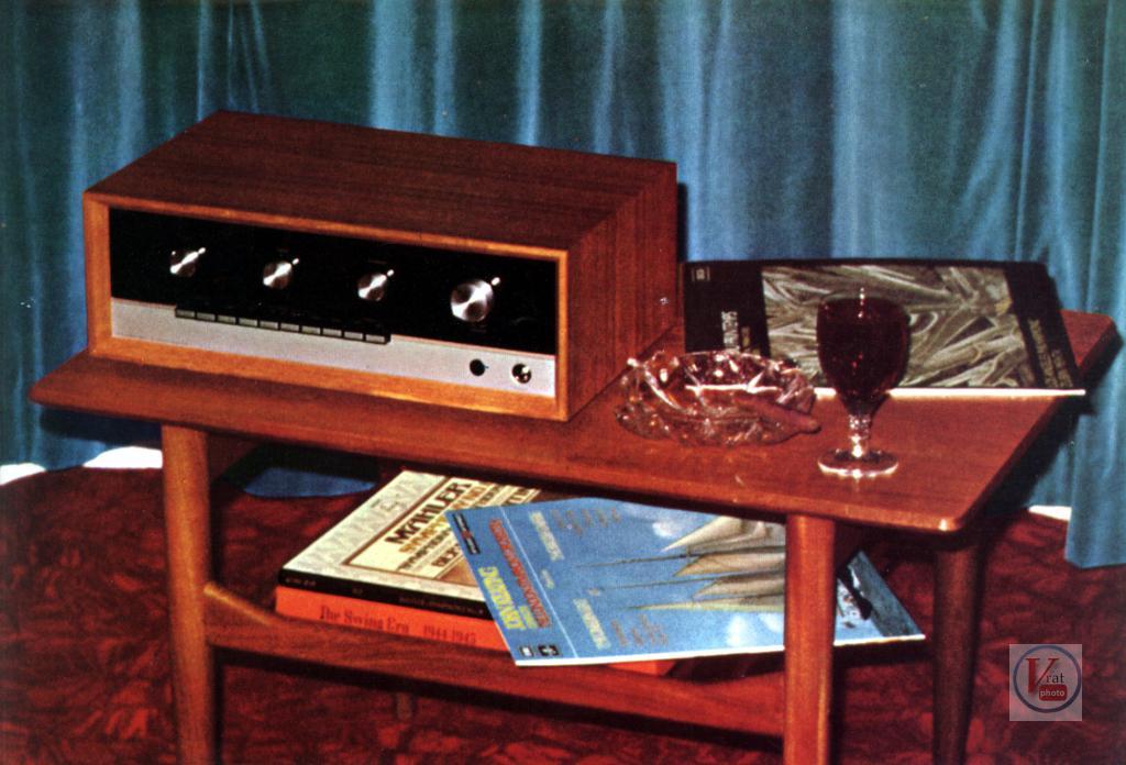 J.E.Sugden  Amplifiers 57