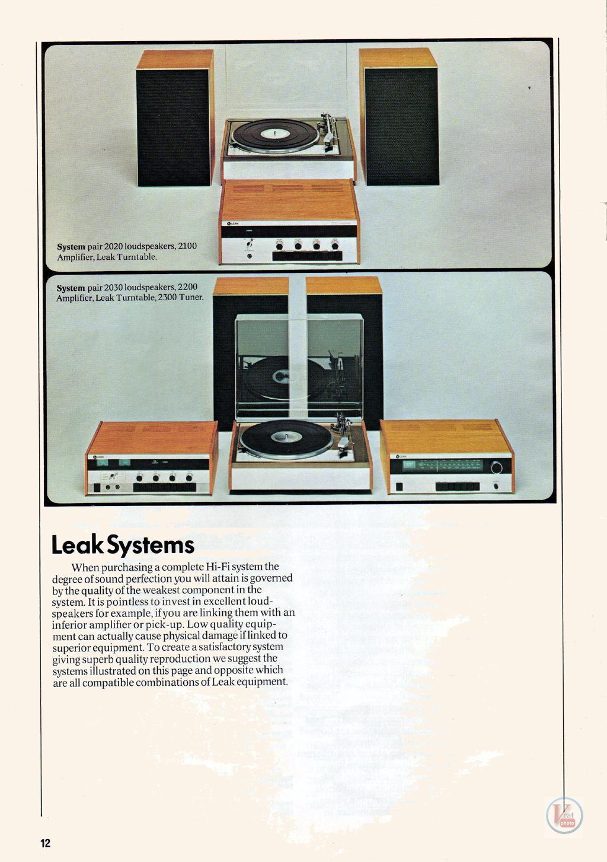Leak Systems 15
