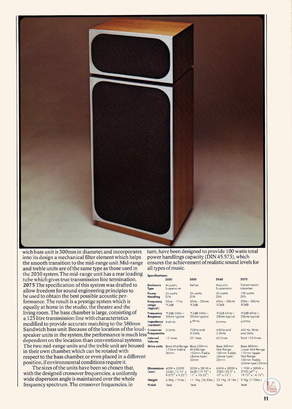 Leak Speakers 3