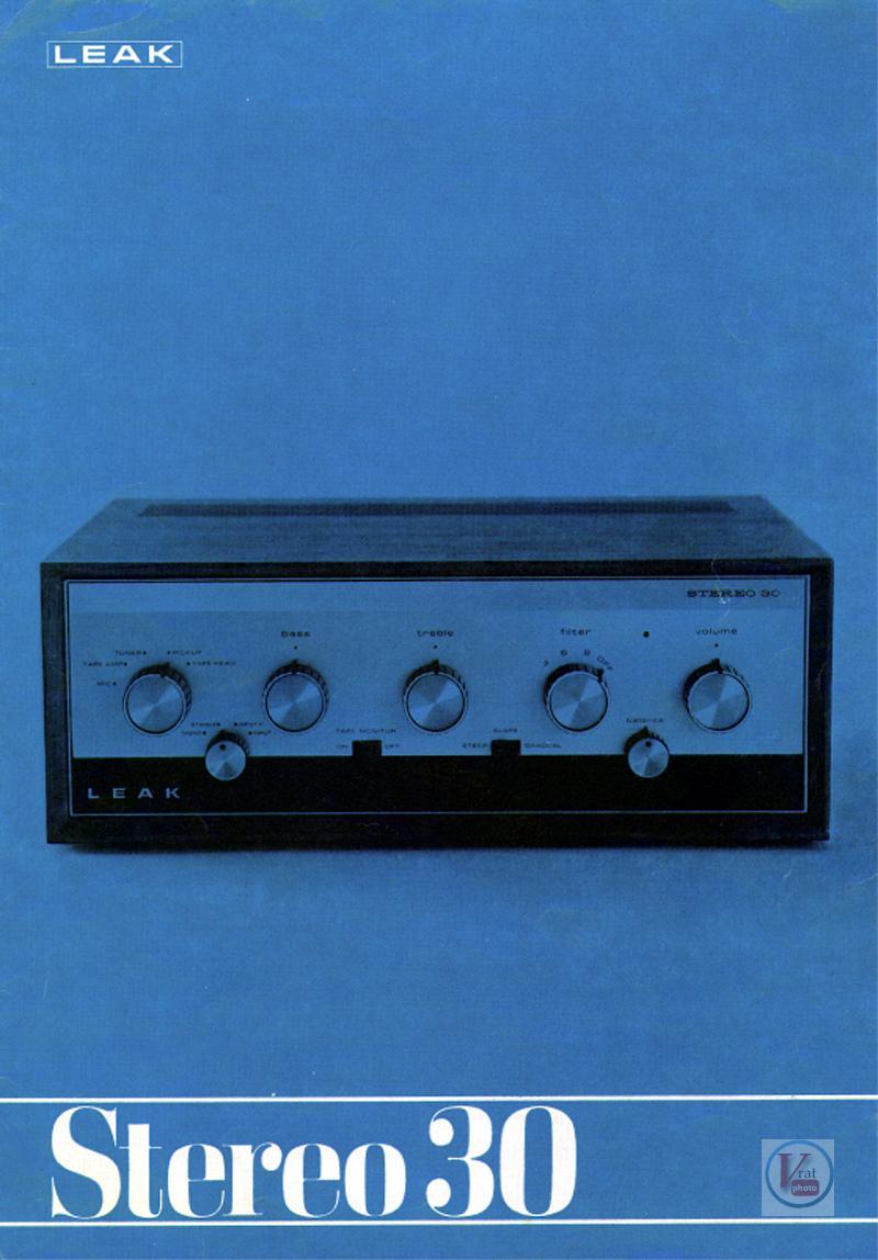 Leak Amplifiers 6