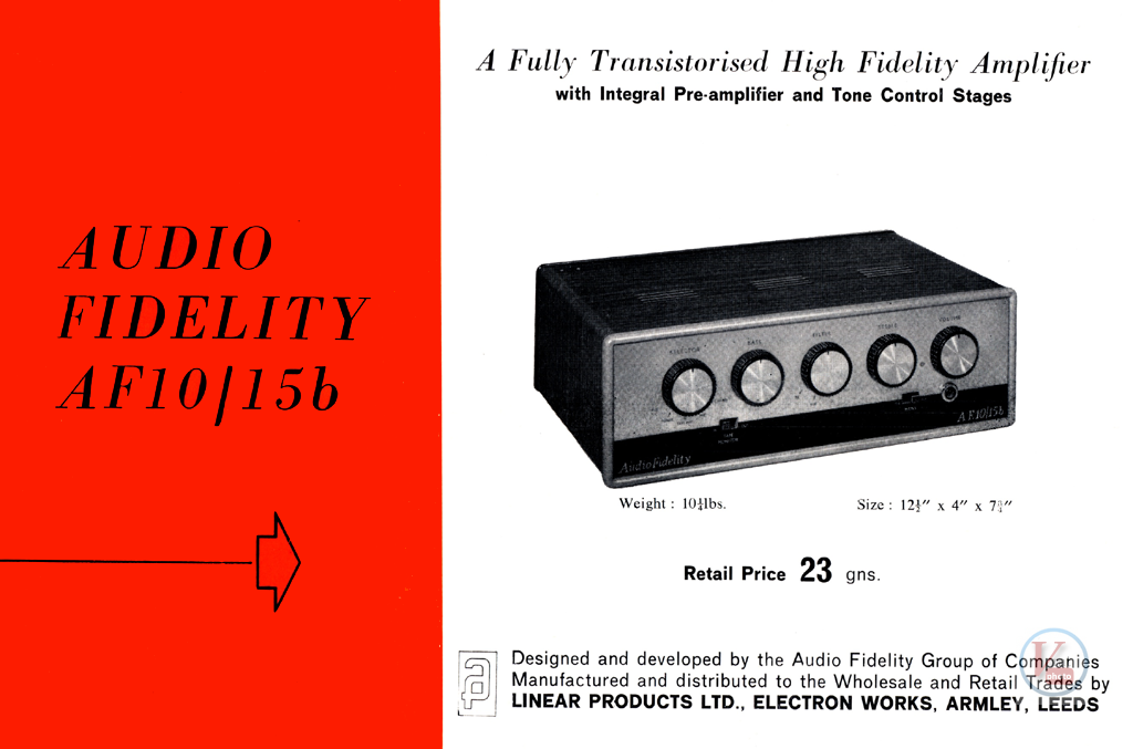 Linear Amplifiers 1