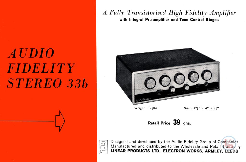 Linear Amplifiers 29