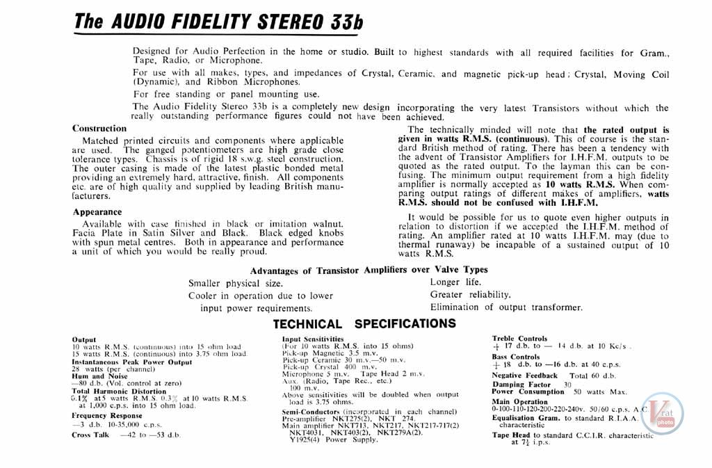 Linear Amplifiers 6