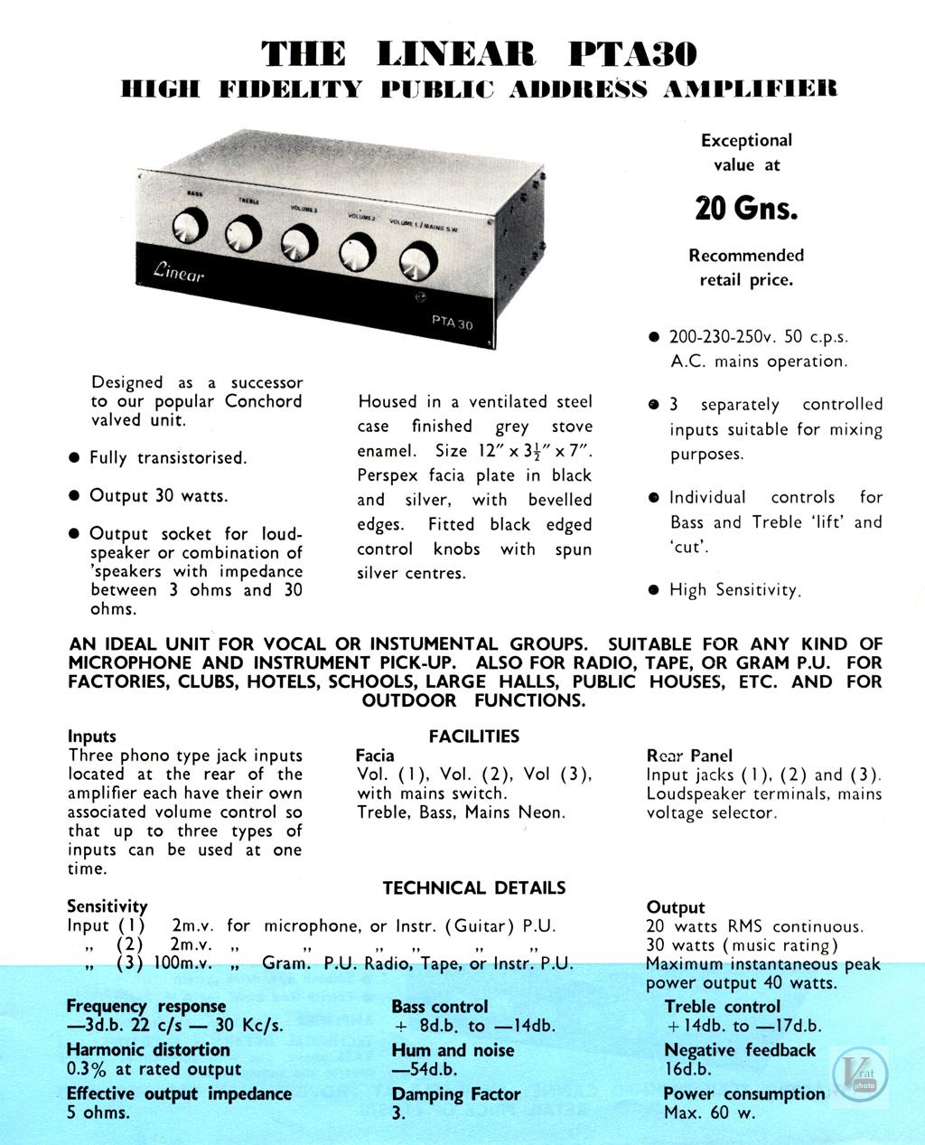 Linear Amplifiers 34