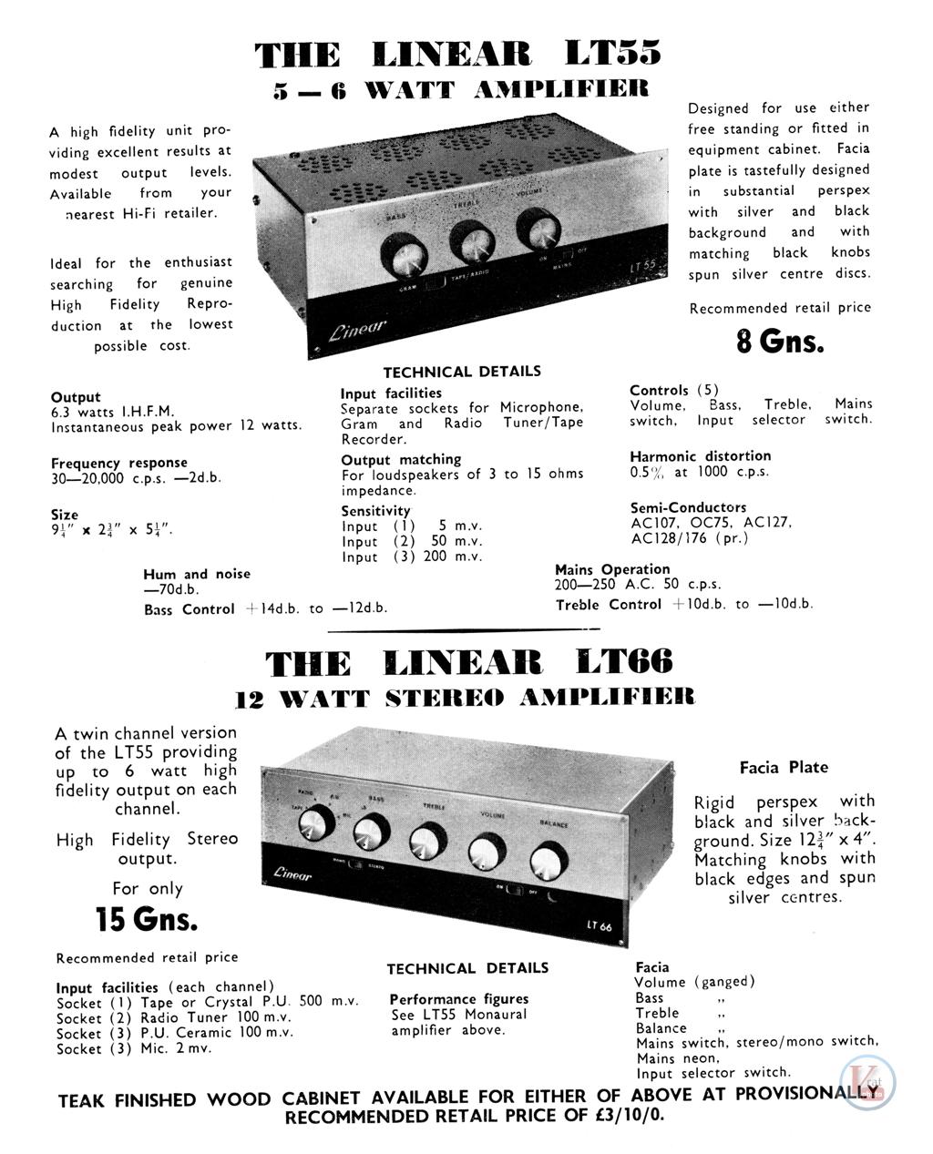 Linear Amplifiers 12