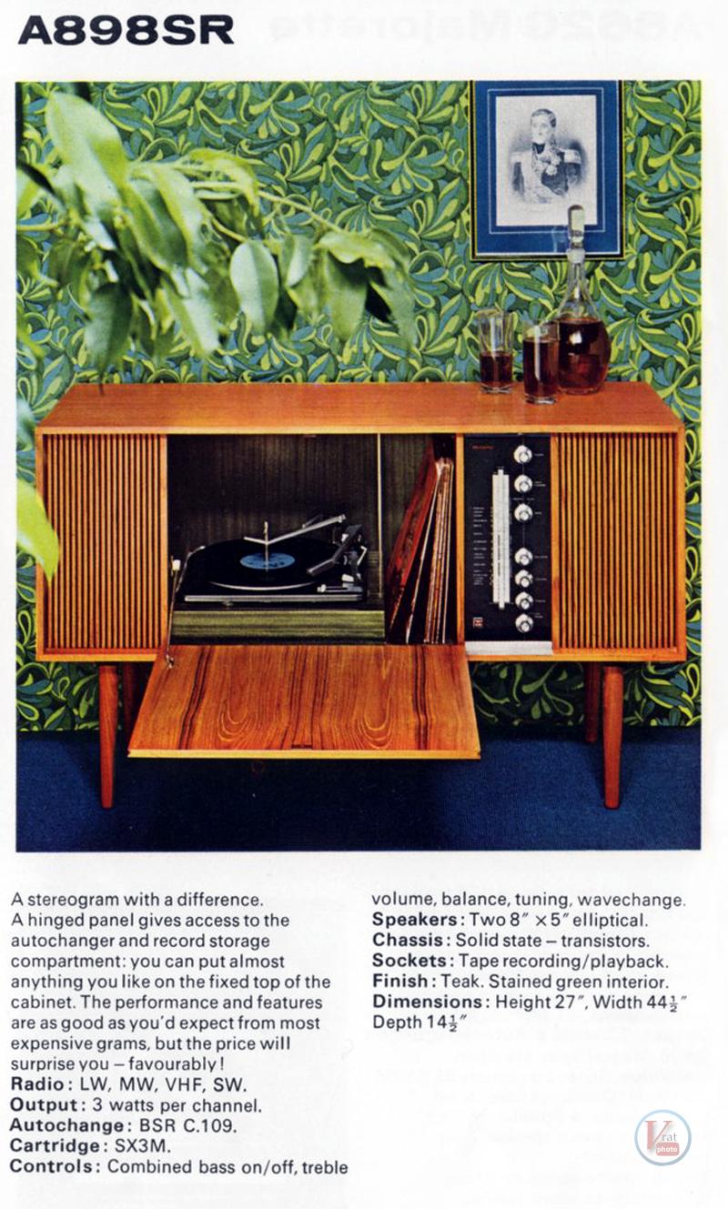 Murphy Radiogram 24