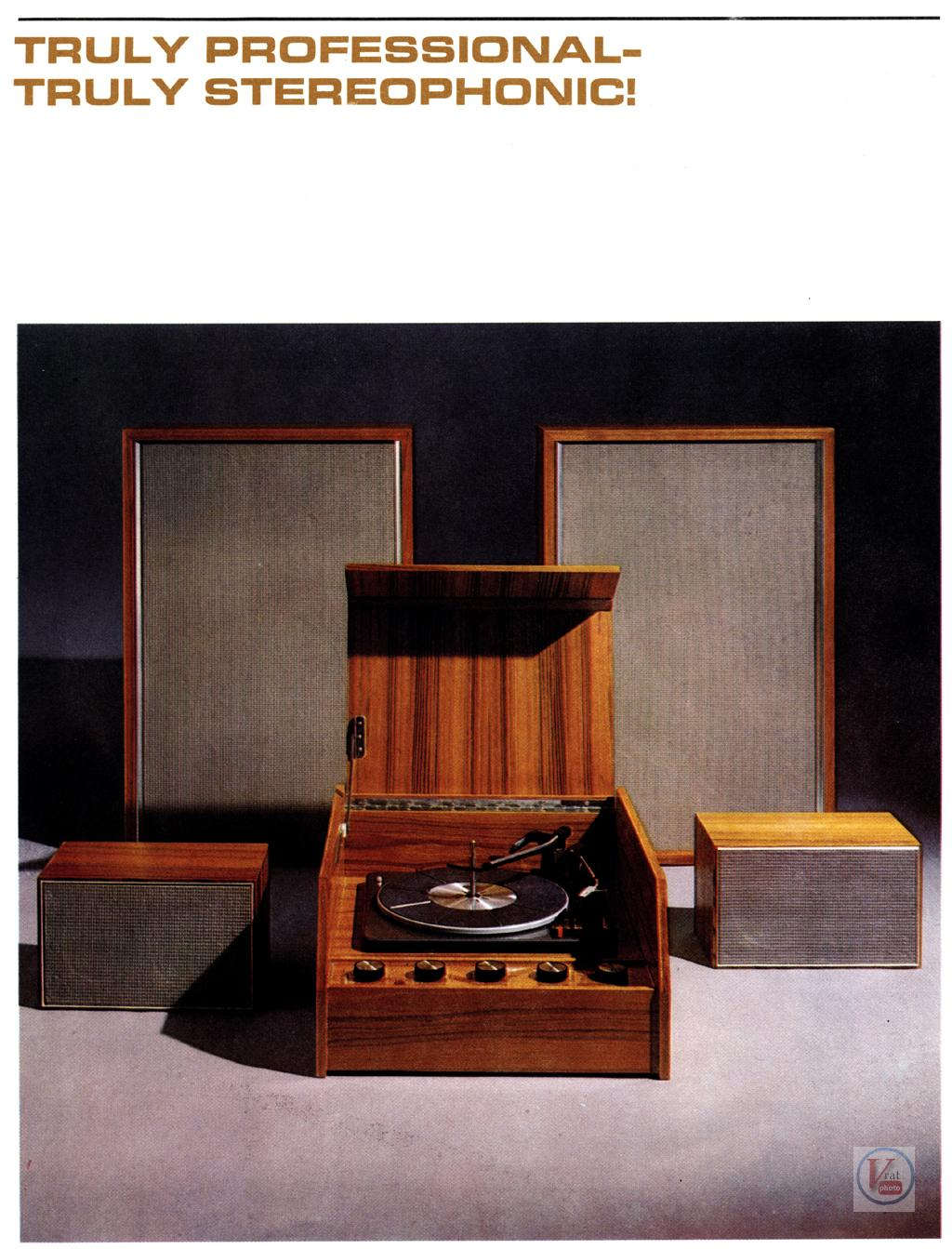 Parmeko Record Player 14
