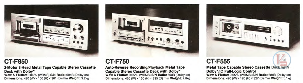 Pioneer Cassette 2