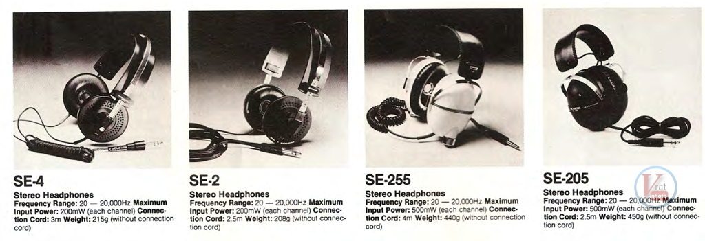 Pioneer Headphones 18