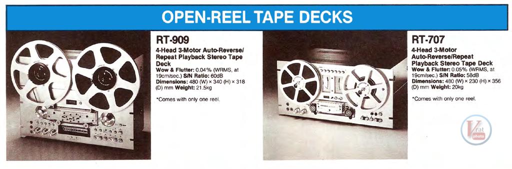Pioneer Reel-to-Reel 4