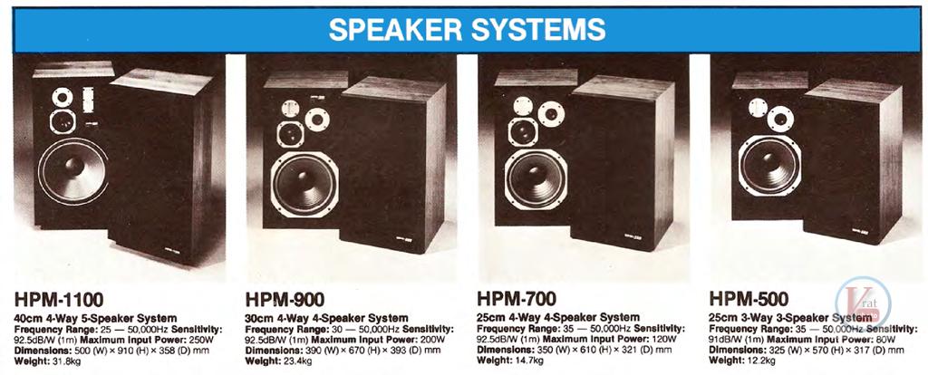 Pioneer Speakers 1