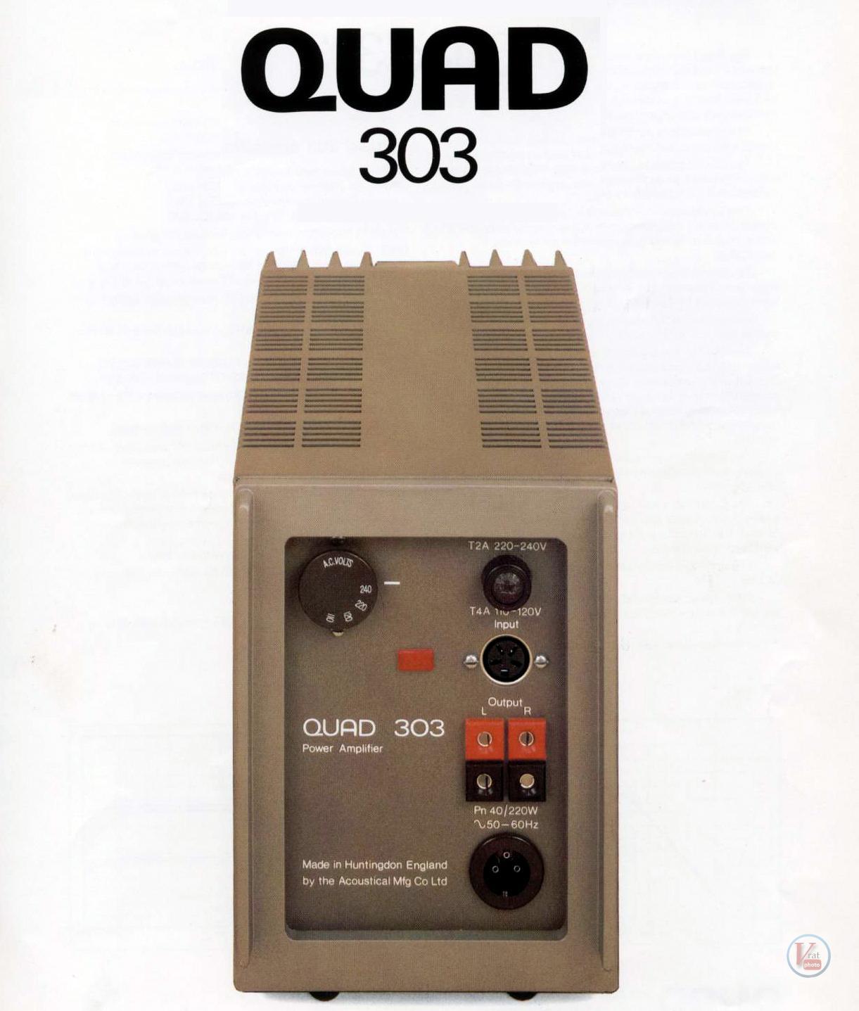 Quad 303 9