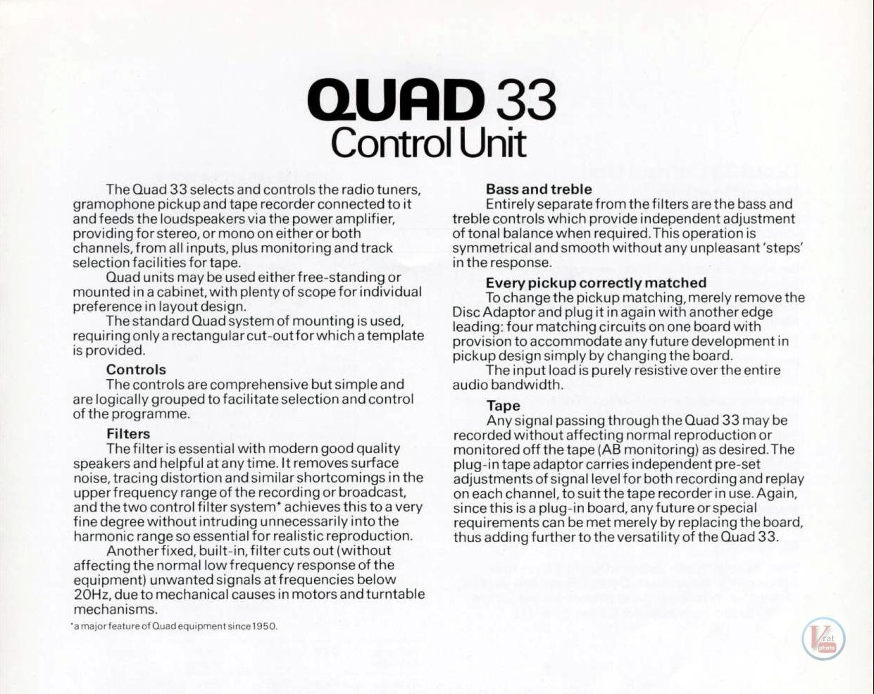 Quad 33 25