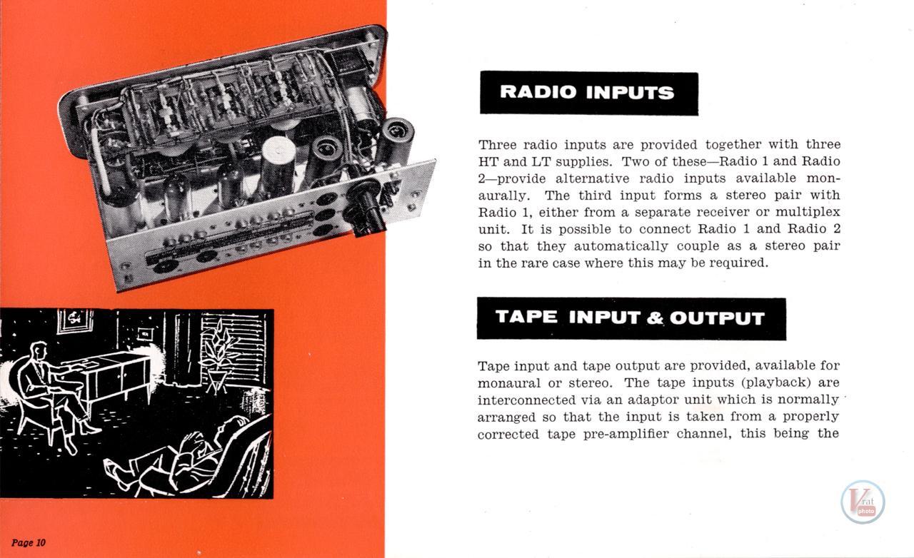 Quad II Amp & 22 CU 63