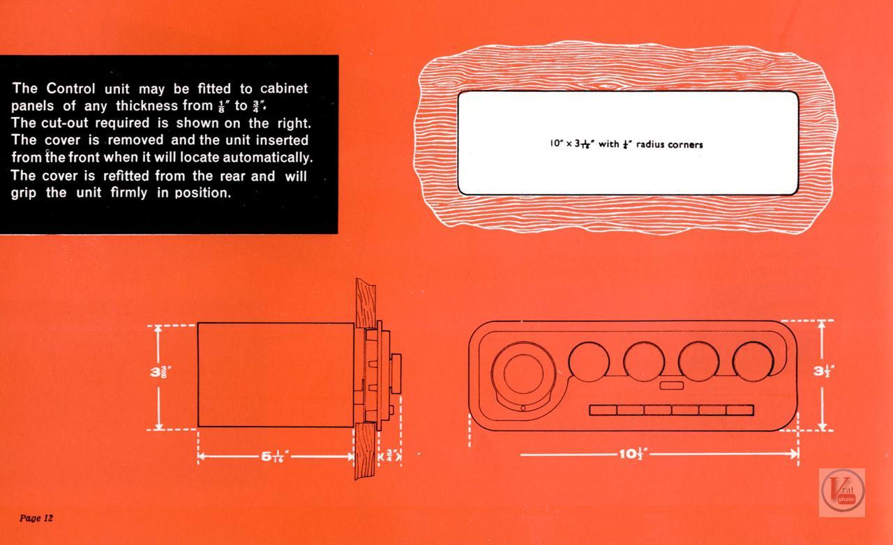 Quad II Amp & 22 CU 91