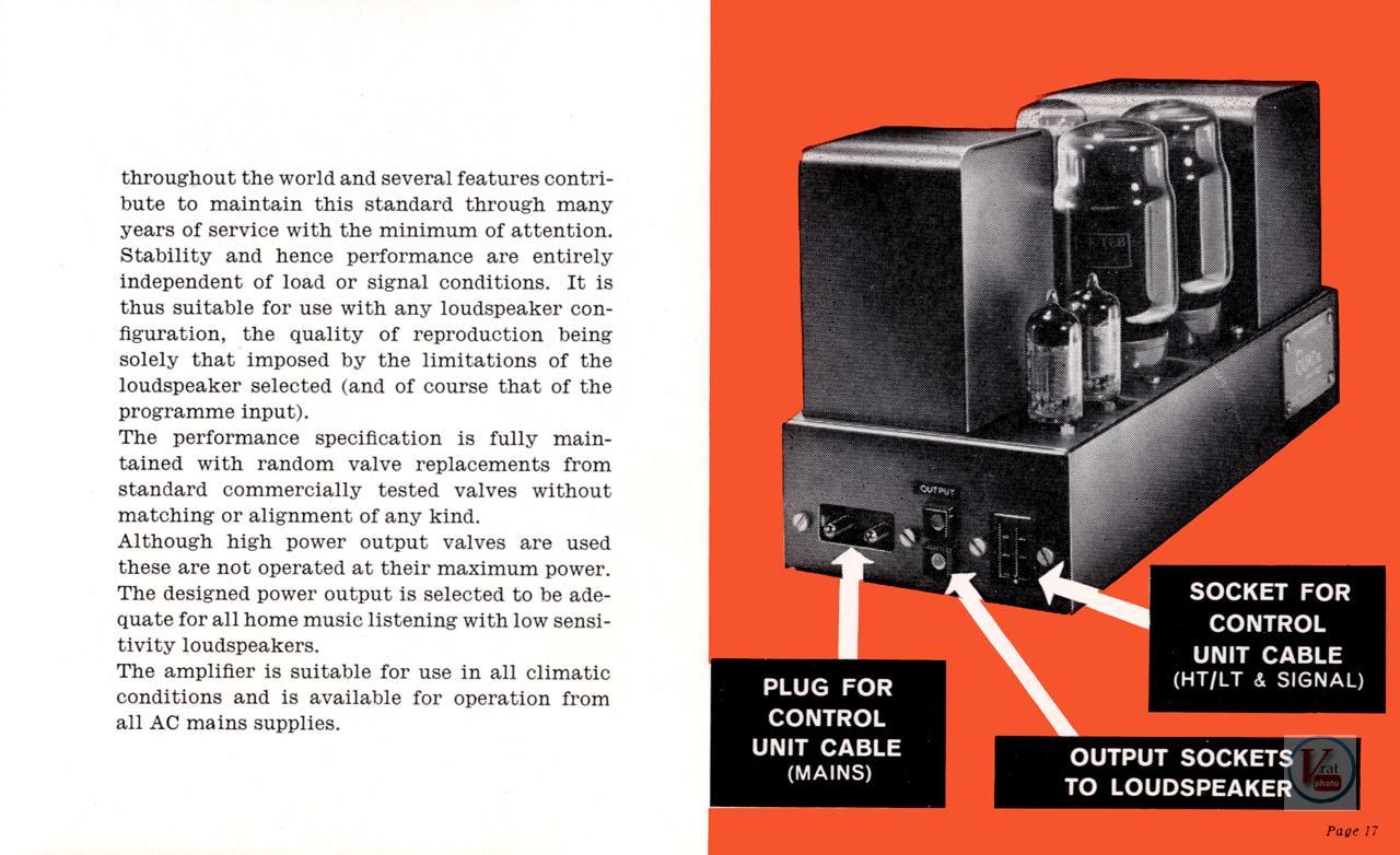 Quad II Amp & 22 CU 70