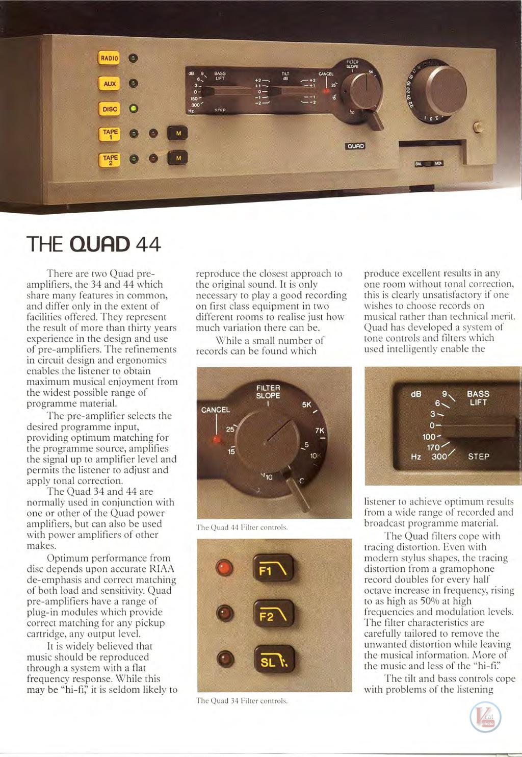 Quad Amplifiers 55