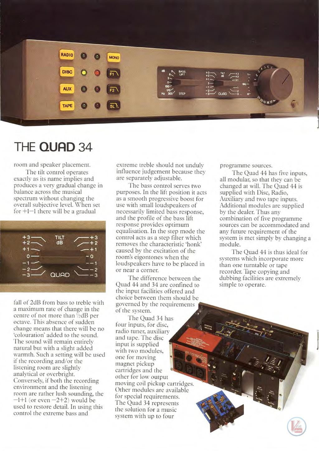 Quad Amplifiers 8