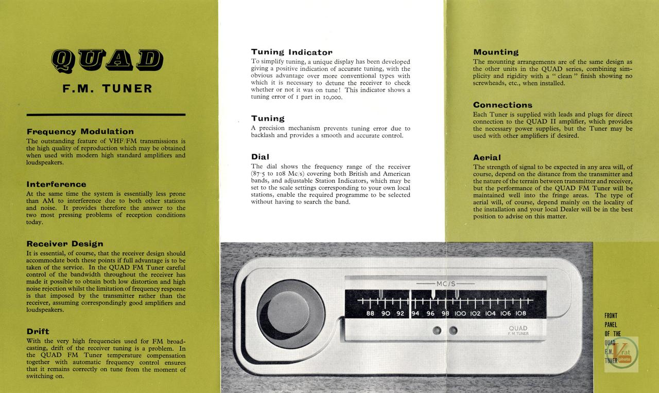 Quad FM1 7