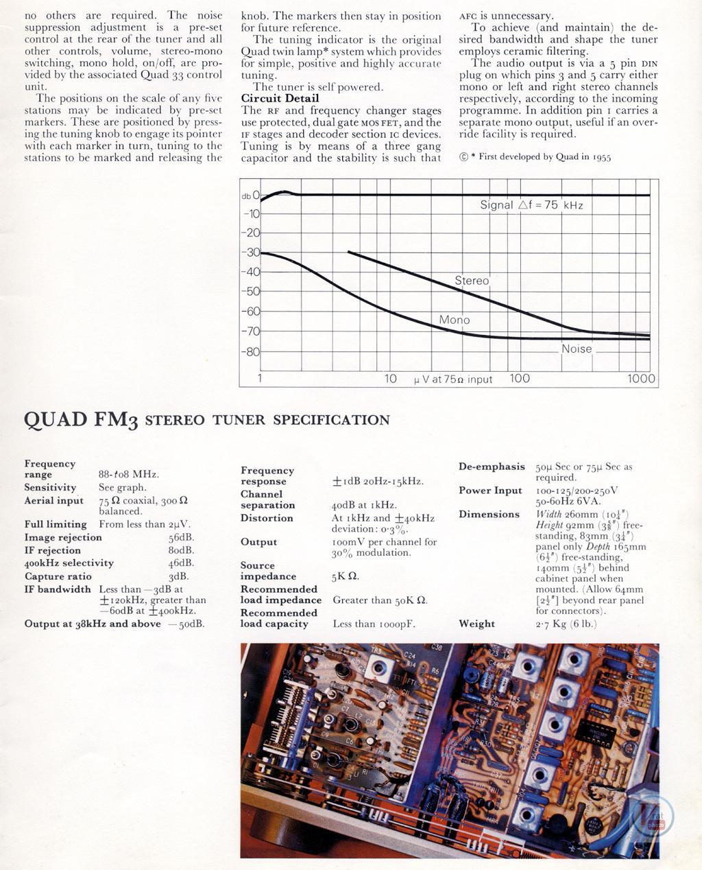 Quad FM3 8