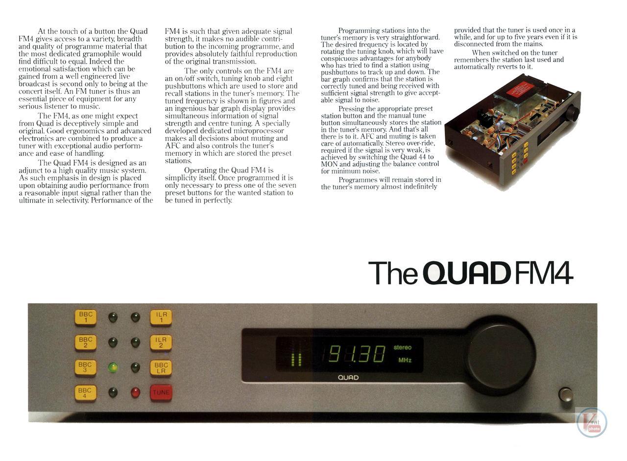Quad FM4 7