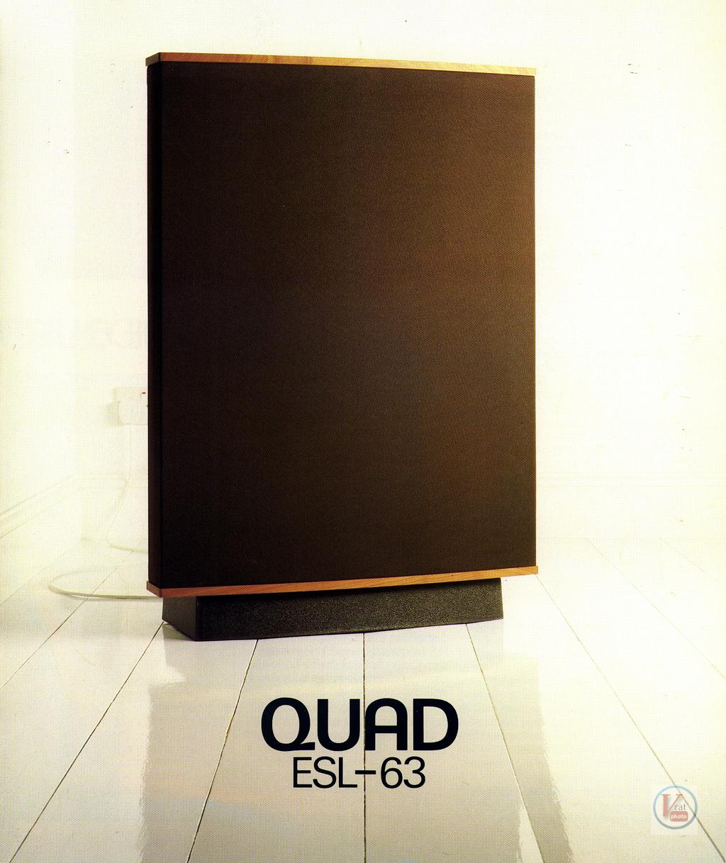 Quad Speakers 86
