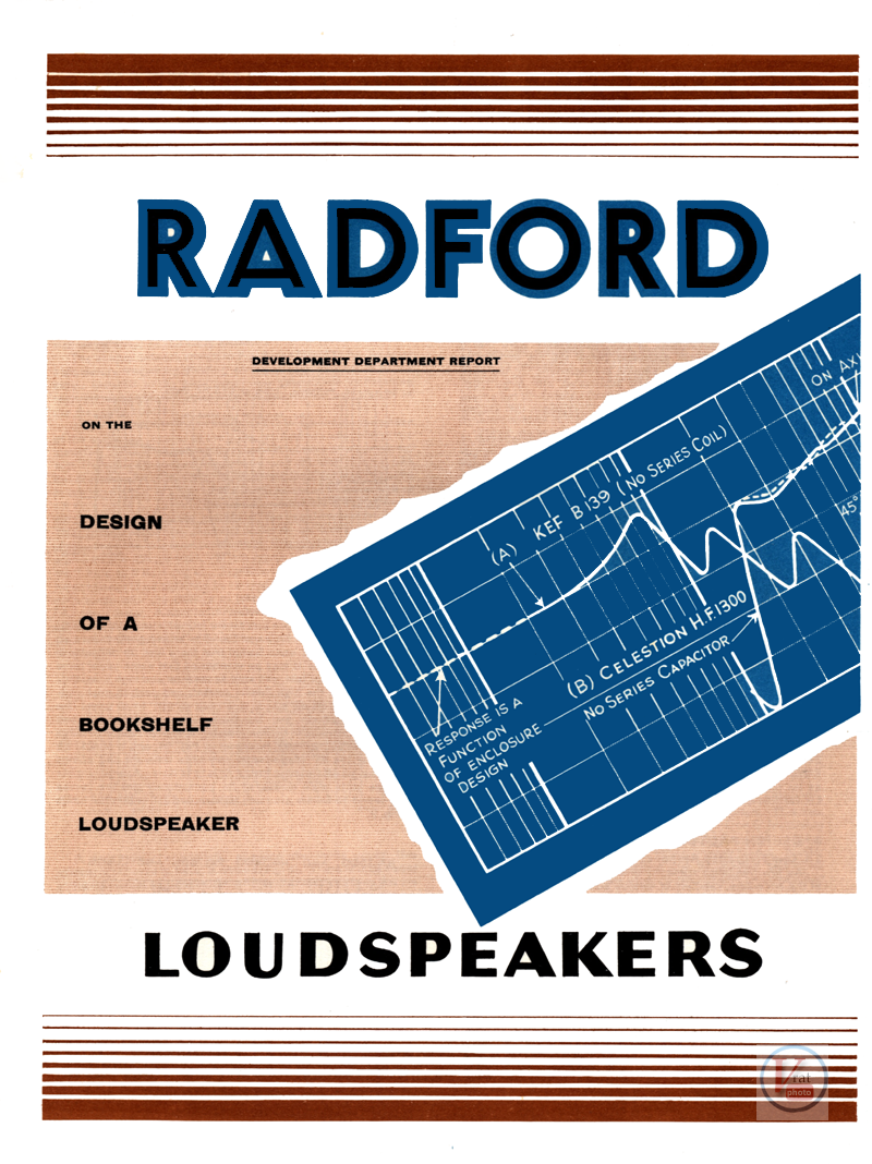 Radford Speakers 1