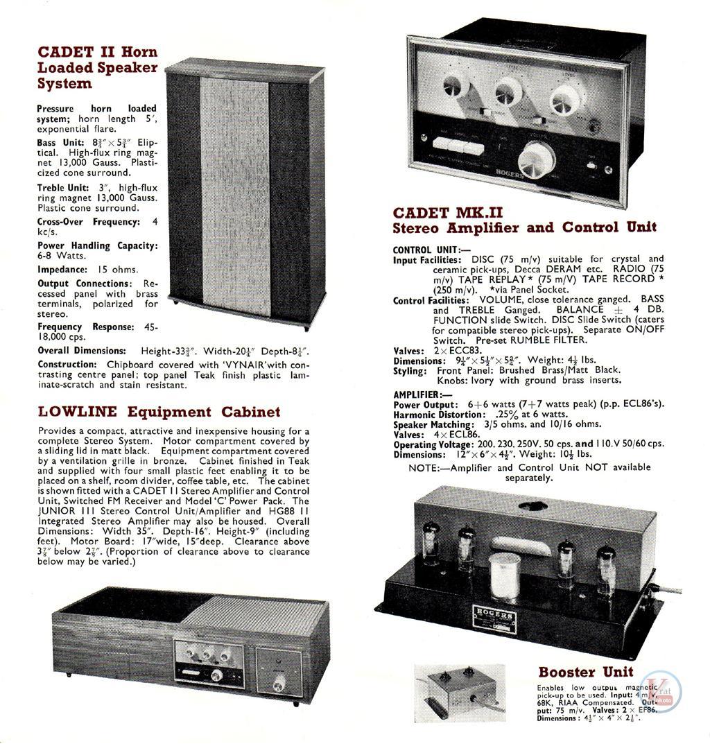 Rogers 1963 Catalogue 3