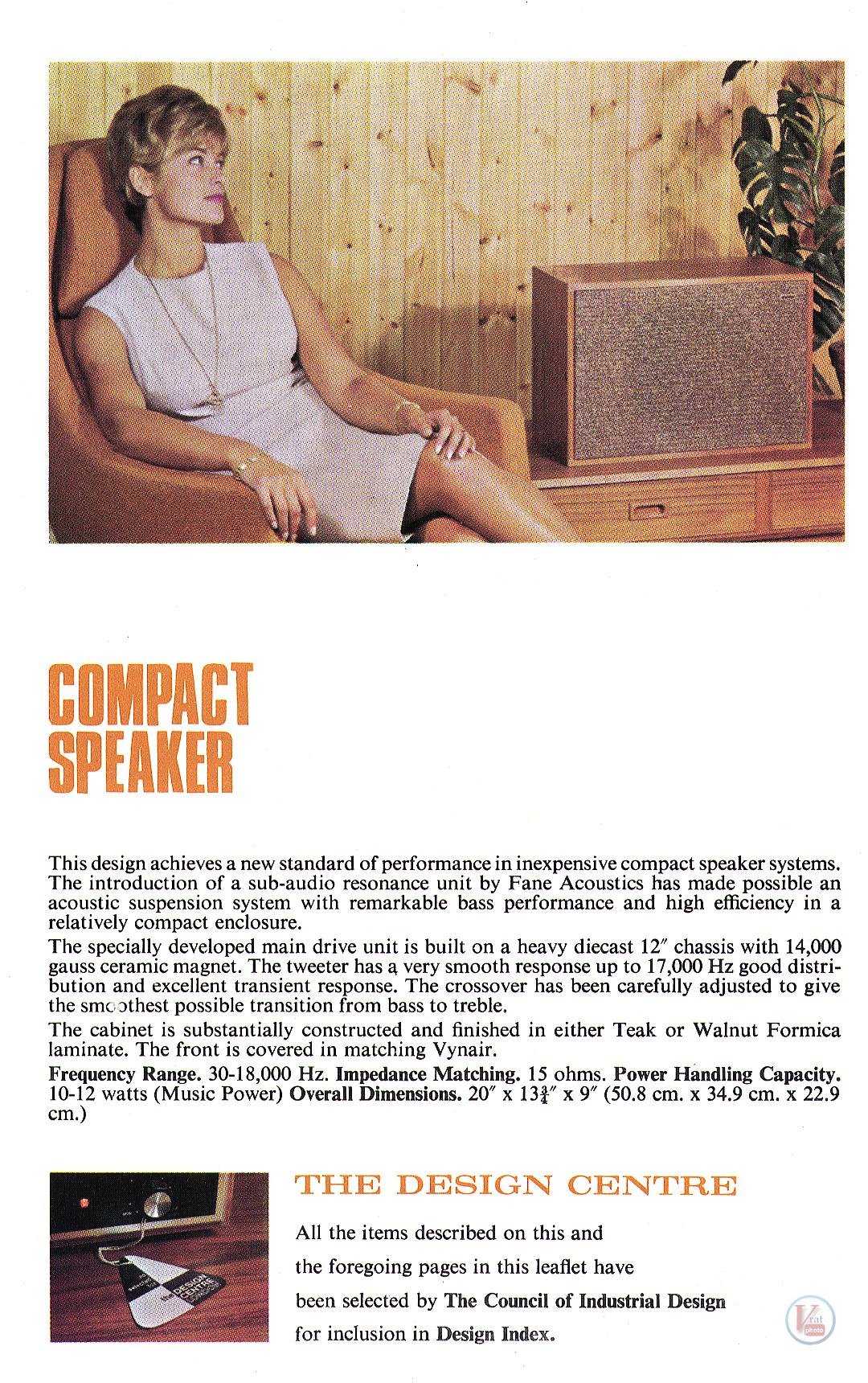 Rogers Speakers 11