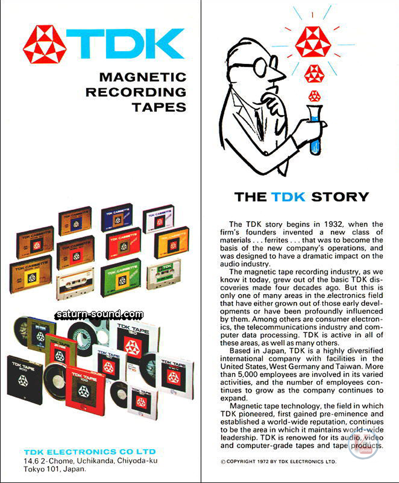 TDK-Tape 1
