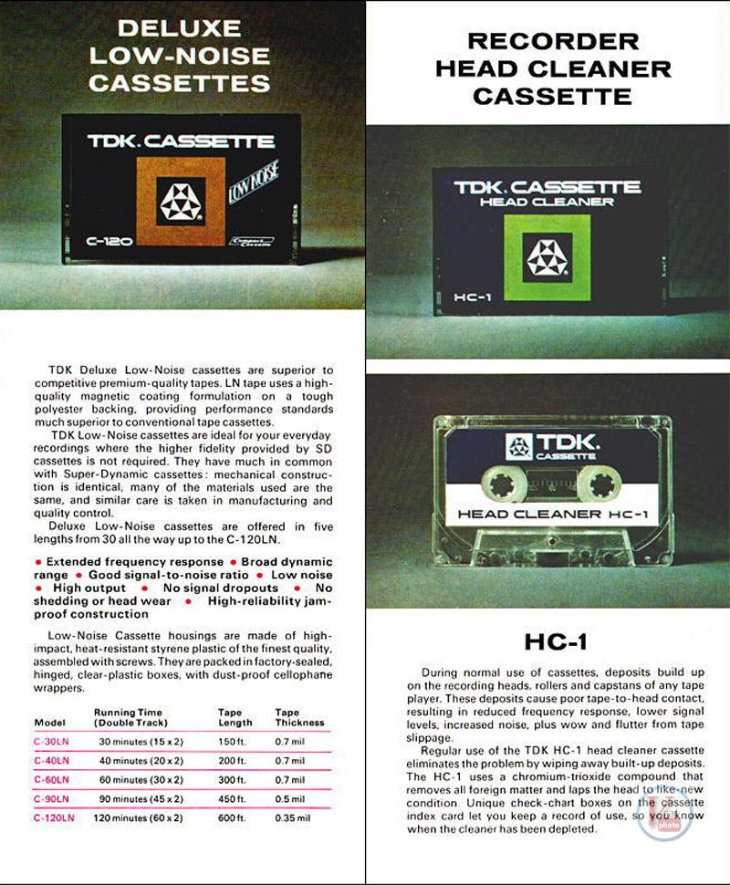 TDK-Tape 3