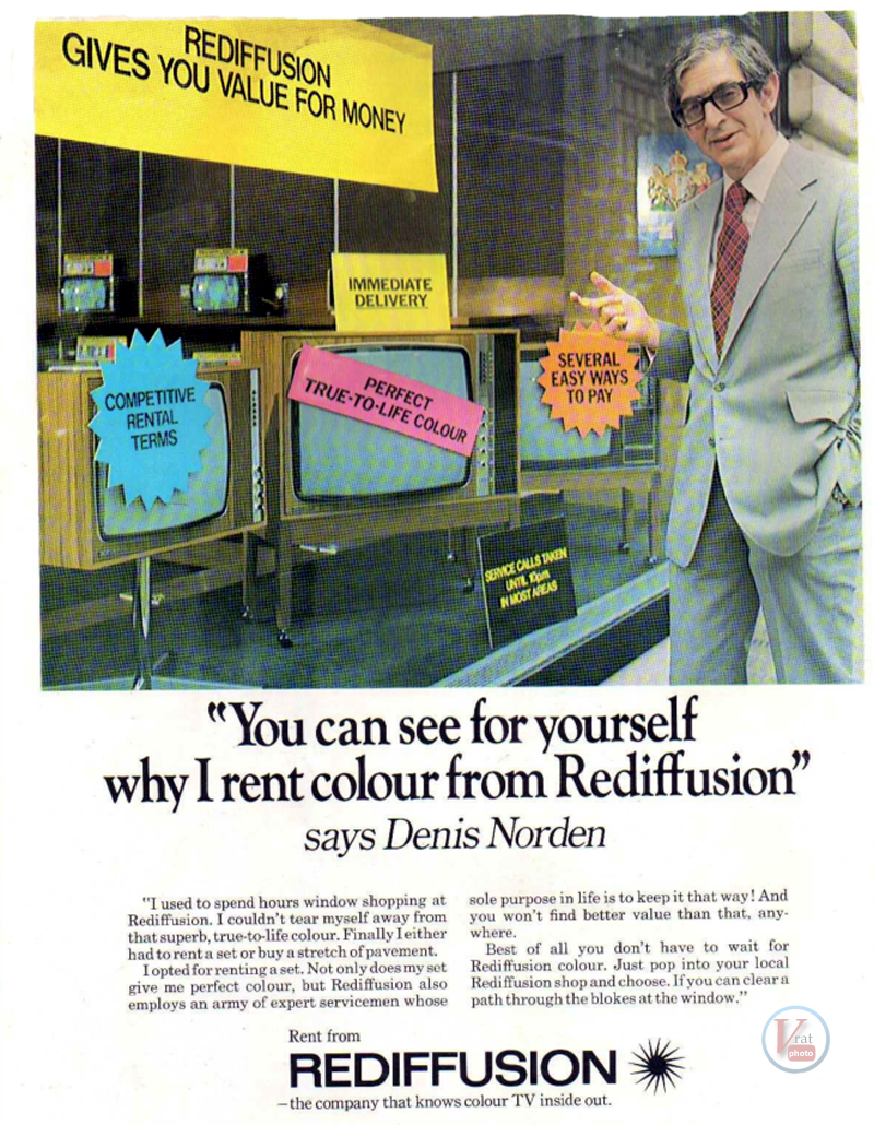 Rediffusion 1