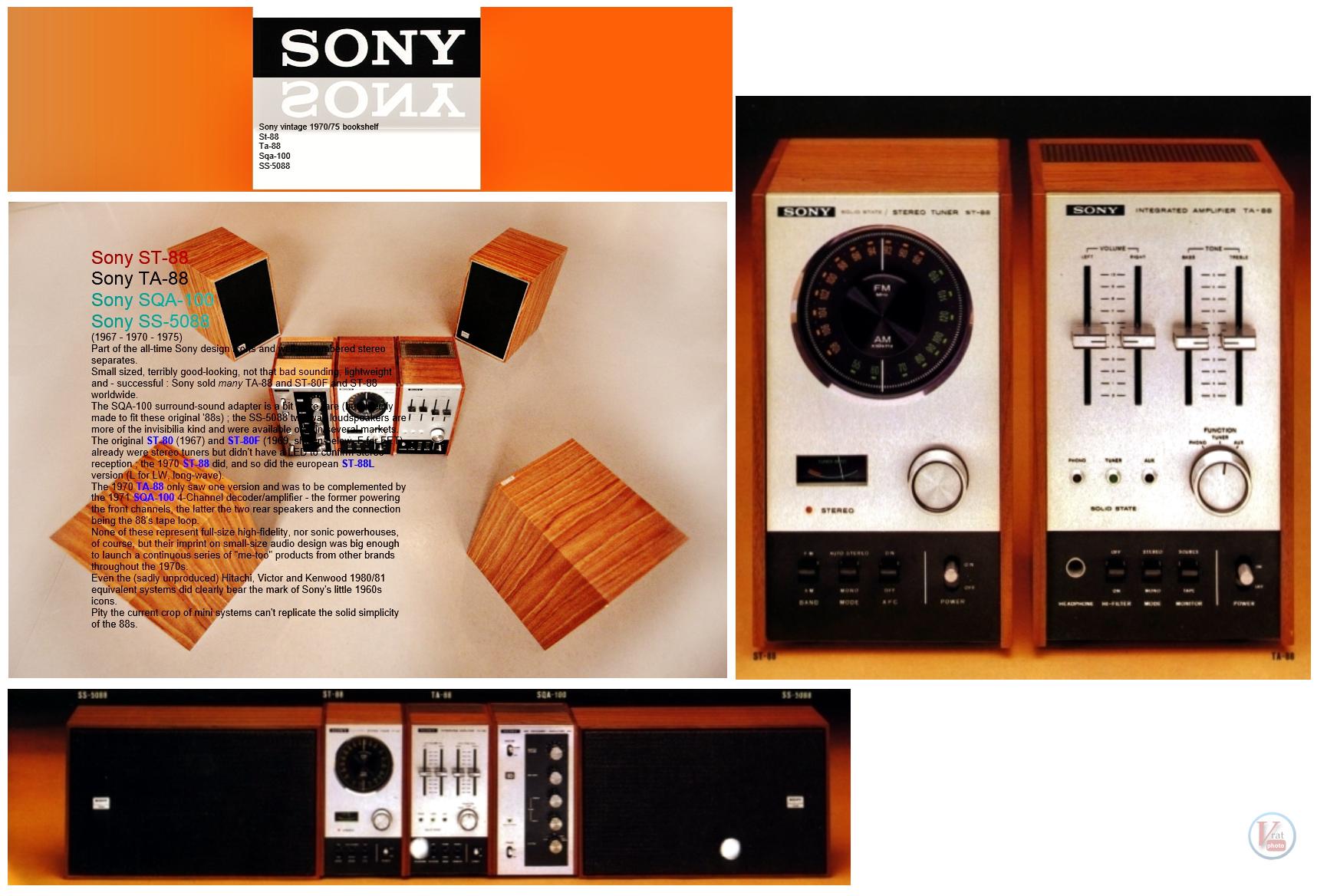 Sony ST-88 TA-88 4