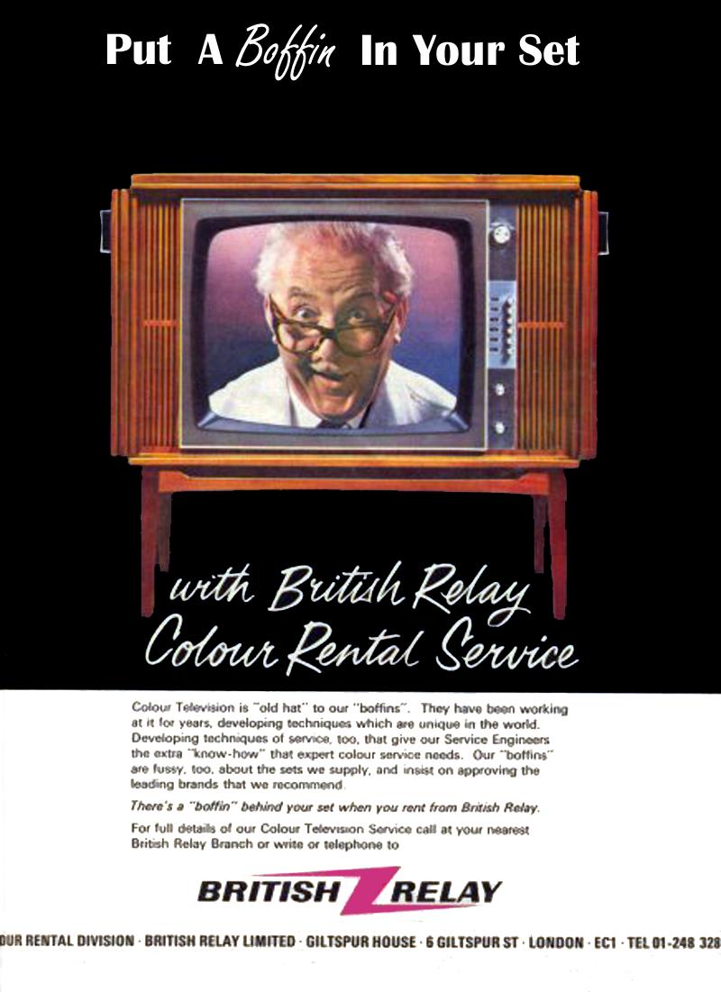 British Relay Television 2