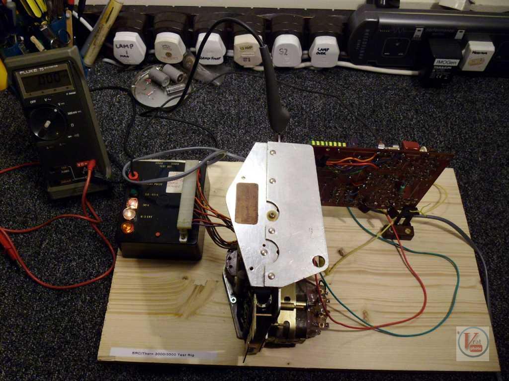 Thorn 3000 PSU Repair Blog 2