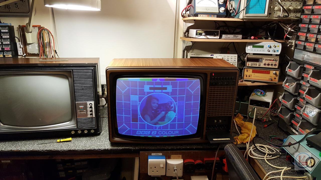 1978 Grundig 4415 GB – Radios-TV