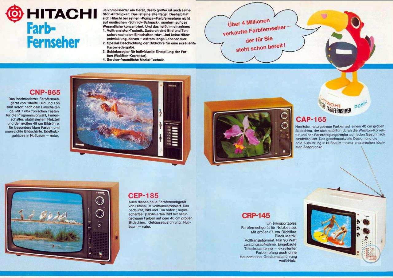 Hitachi 8