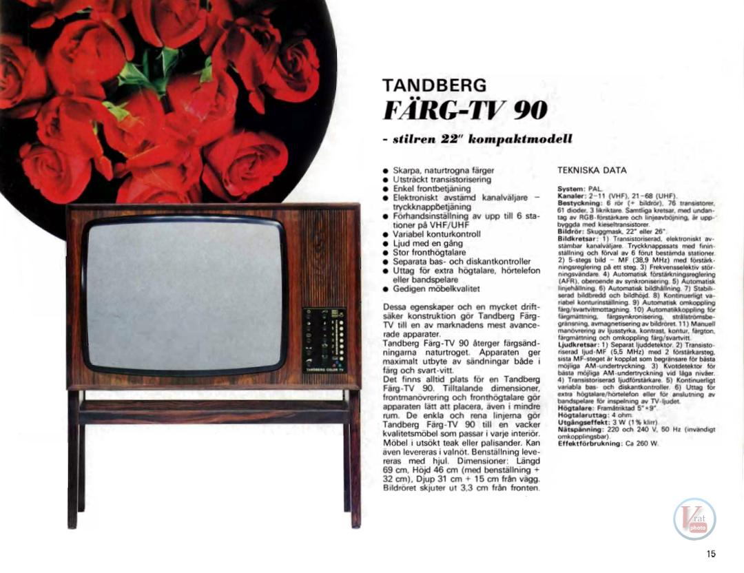 Tandberg 39