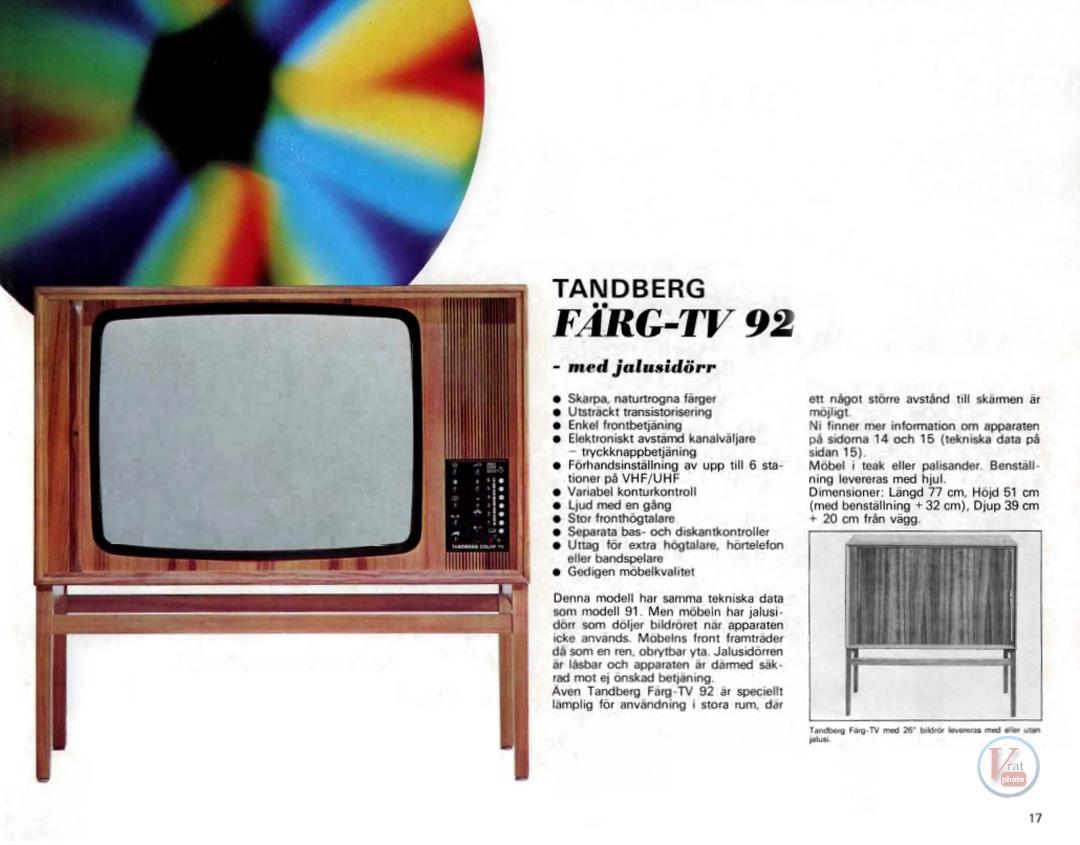 Tandberg 41
